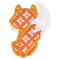 Foxy Applique 9
