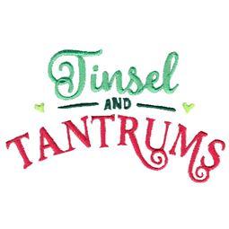 Tinsel And Tantrums