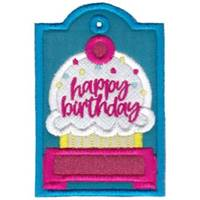 Gift Tags Applique