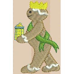Ginger Nativity 5