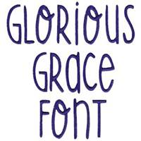 Glorious Grace Font