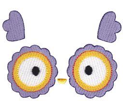 Owl Halloween Face