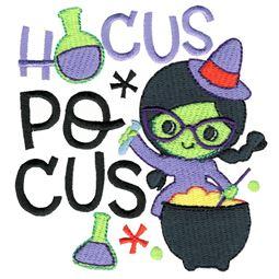 Hocus Pocus Witch