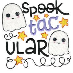 Spooktacular Ghosts
