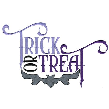 Spooky Trick Or Treat