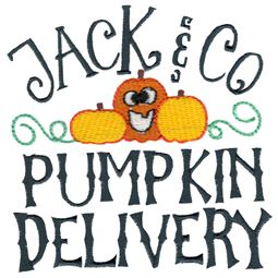 Jack And Co Pumpkin Delivery