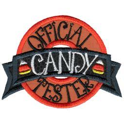 Applique Official Candy Tester