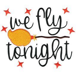 We Fly Tonight