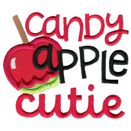Candy Apple Cutie