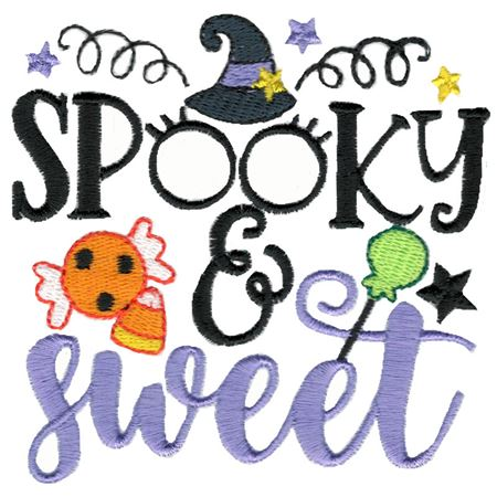 Spooky And Sweet