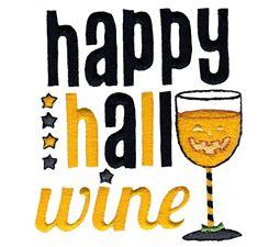 Happy Hallo Wine