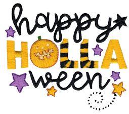 Happy Holla Ween