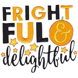 Frightful And Delightful