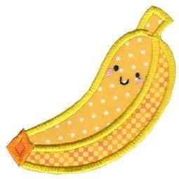 Applique Banana
