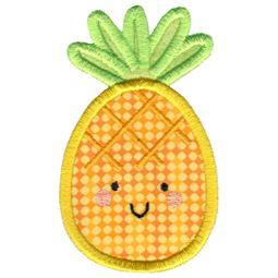 Applique Pineapple