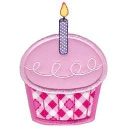 Hello Cupcake Applique 14