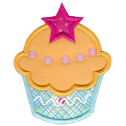 Hello Cupcake Applique 6