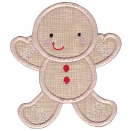 Here Comes Christmas Applique 13
