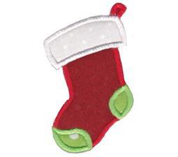 Here Comes Christmas Applique 15