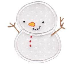 Here Comes Christmas Applique 3