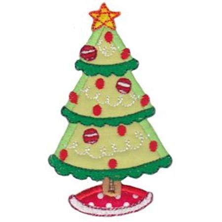 Here Comes Christmas Applique 5