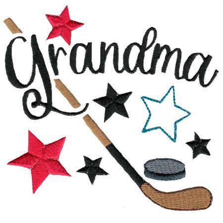 Hockey Grandma