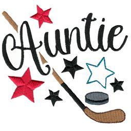 Hockey Auntie
