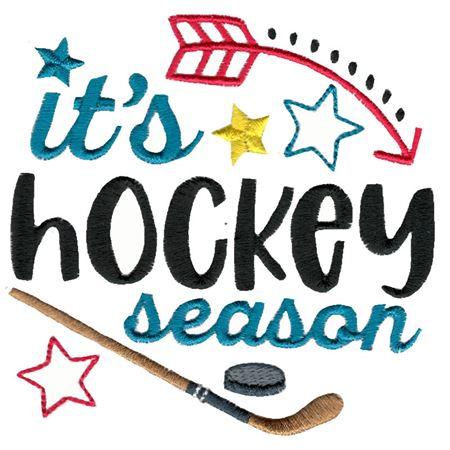 It's Hockey Season