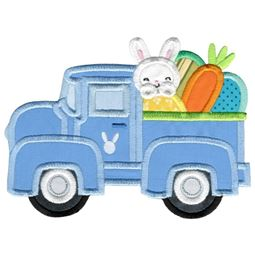 Easter Vintage Truck