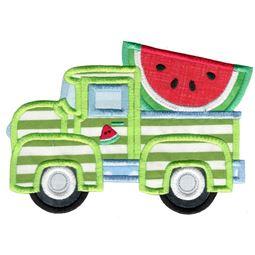 Watermelon Vintage Truck