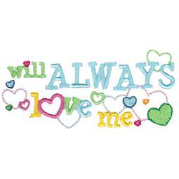 Will Always Love Me