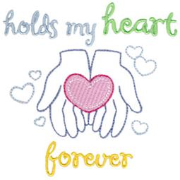 Holds My Heart Forever