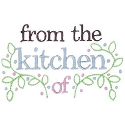 From The Kitchen Of