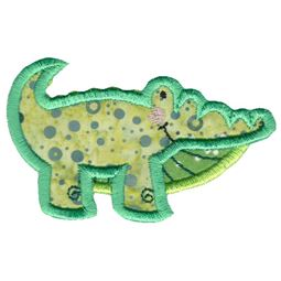 Applique Alligator