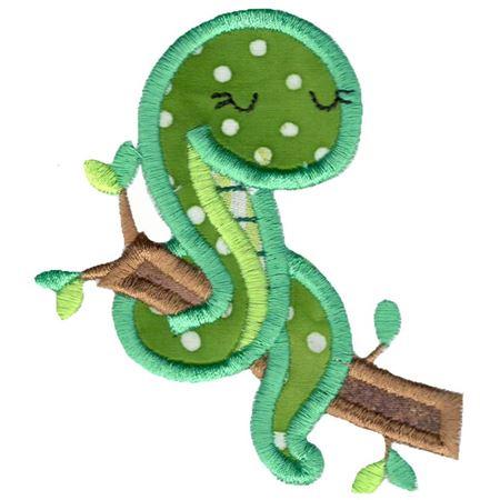 Applique Snake