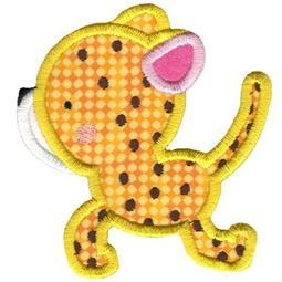 Applique Cheetah