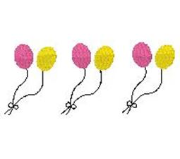 Line of Balloons