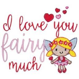 I Love You Fairy Much