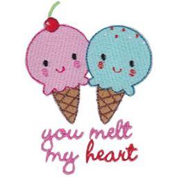 You Melt My Heart Ice Creams