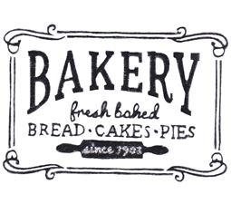 Bakery Fresh Baked Bread Cakes Pies