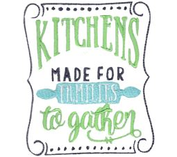 Kitchens Made For Families To Gather
