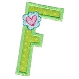 Layer Alpha Applique f
