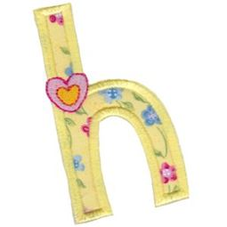 Layer Alpha Applique h