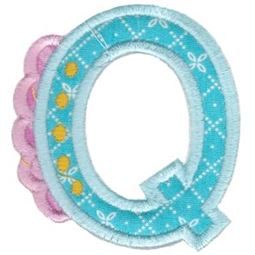 Layer Alpha Applique q