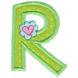 Layer Alpha Applique r