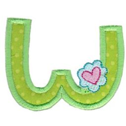 Layer Alpha Applique w