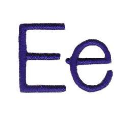 Lego House Font E