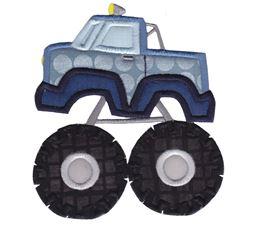 Monster Truck Applique