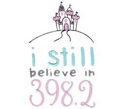 I Still Believe in 398