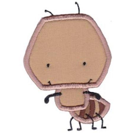 Little Ant Applique